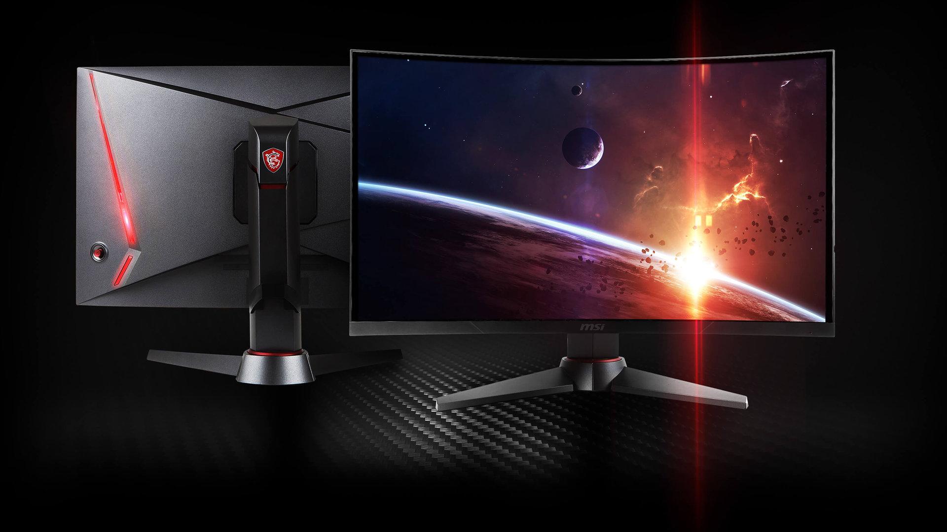 Gaming-Monitore der Serie MSI Optix MAG