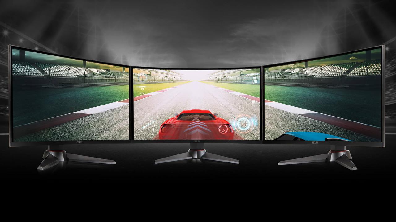 MSI Optix MAG: Neue Gaming-Monitore mit VA-Panel und 144 Hz