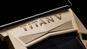 Nvidia: Titan V mit Volta und knapp 15 TFLOPS für 3.100 Euro