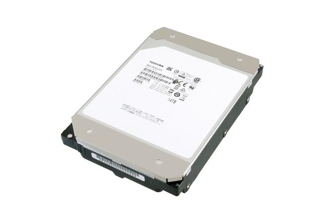 Toshiba MG07ACA mit 14 TByte