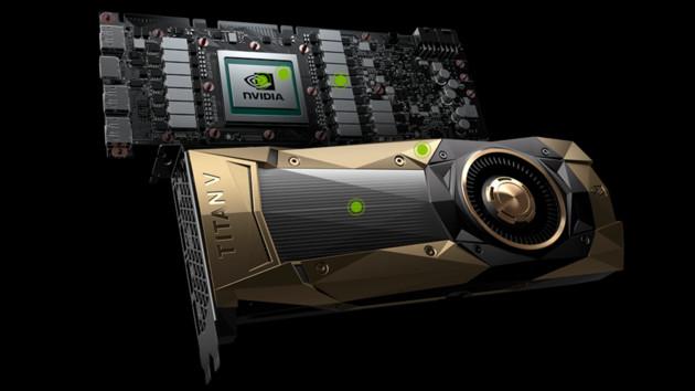 Wochenrückblick: Titan mit Volta-GPU und AMDs Vega im Fokus