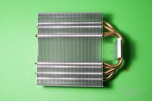 Klares Design ohne Spielereien: Der Kühlturm des Freezer 33