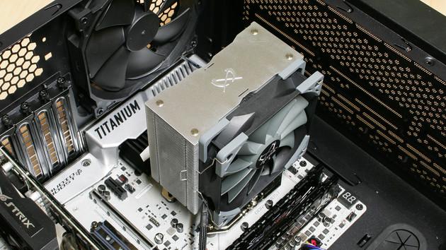 CPU-Kühler im Test: Sechs kompakte Tower-Kühler auf AMD Ryzen im Vergleich