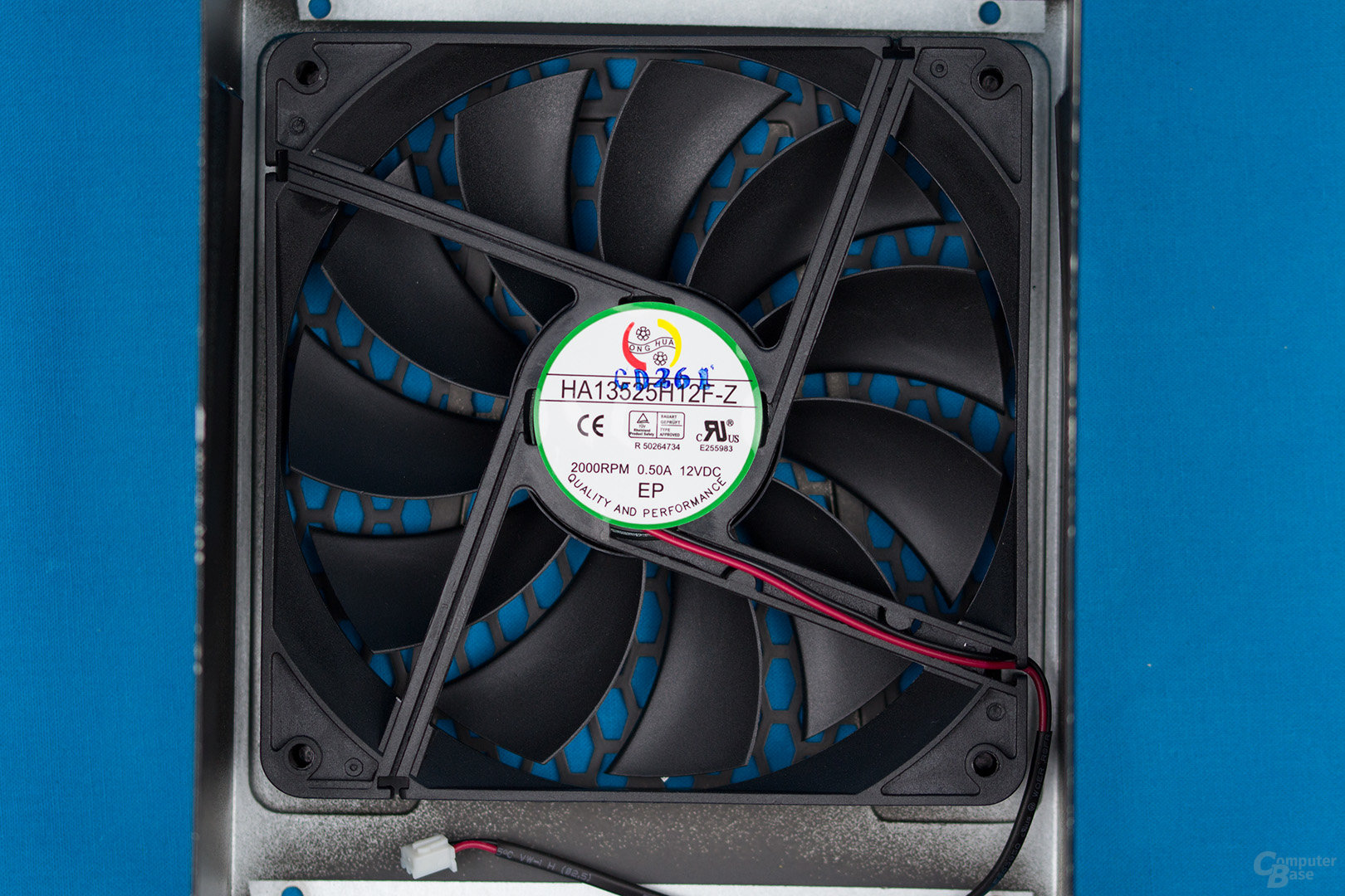 Sea Sonic Prime Platinum 850W – Lüfter