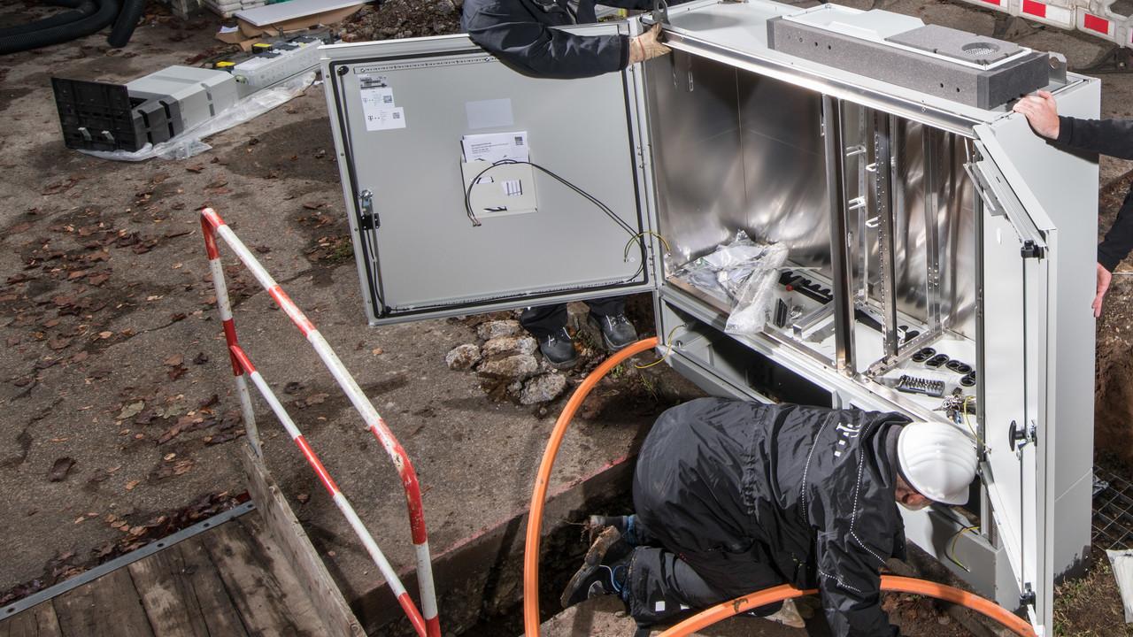 Glasfaser-Vorvermarktung: Telekom startet weiteres FTTH-Ausbauprojekt
