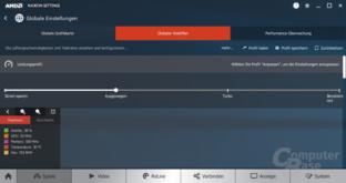 AMD Adrenalin – WattMan