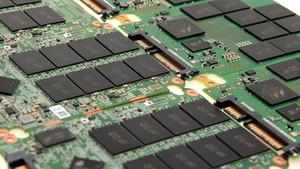 TrendForce: NAND-Flash und SSDs werden wieder günstiger