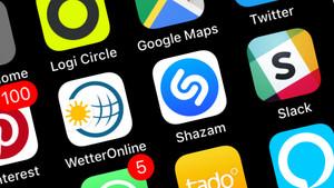 Musikerkennung: Apple bestätigt Kauf von Shazam