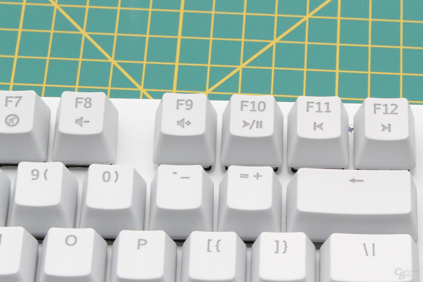 Ein vollständiger Satz Multimedia-Funktionen