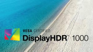 DisplayHDR: VESA-Standard für HDR‑Monitore definiert
