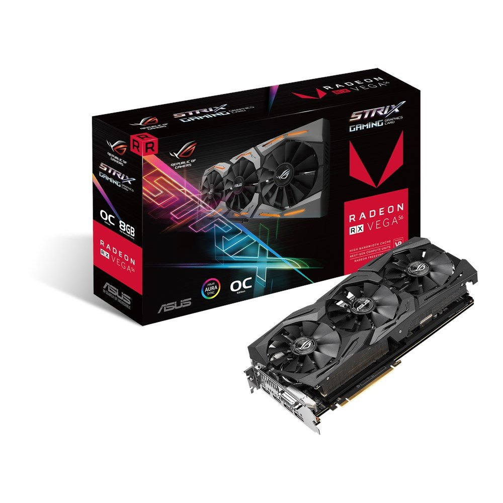 Asus Radeon RX Vega 56 Strix