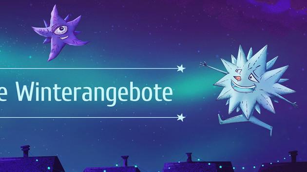 GOG.com: Winterangebote und Grim Fandango Remastered gratis
