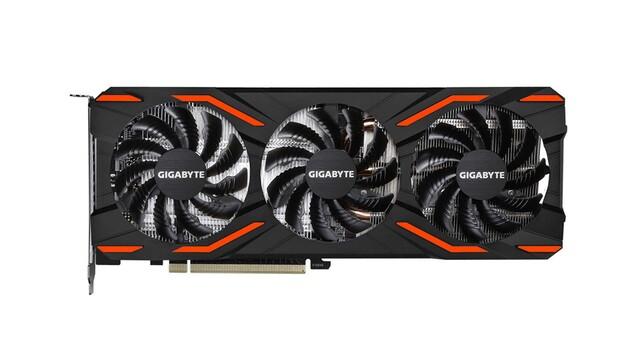 Die Gigabyte GV-NP104D5X-4G