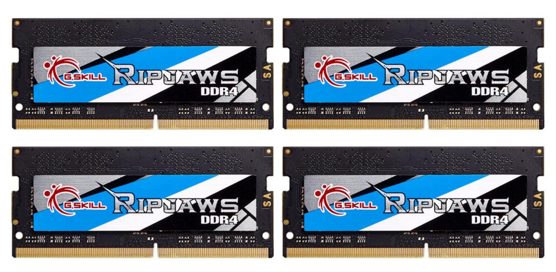 SO-DIMM nach DDR4-4000 von G.Skill