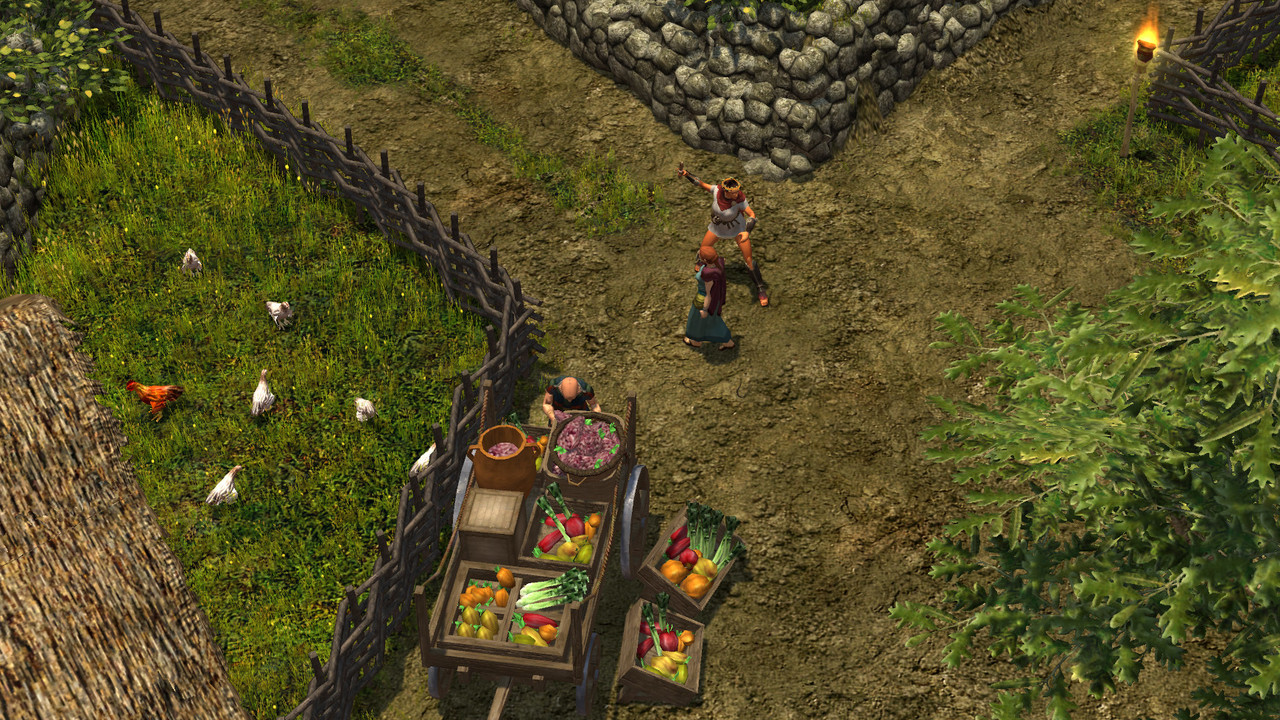 Portierung: Titan Quest (2006) erscheint für PS4, XBO und Switch