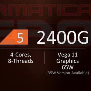 Prozessorgerüchte: AMD Ryzen 3 2300U mit Vega6 und Vega 11 für Desktop
