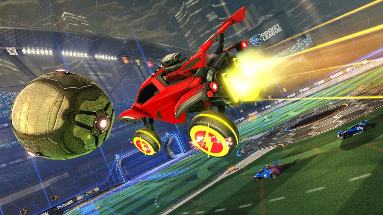 Rocket League: Retail-Version auf der Switch teurer