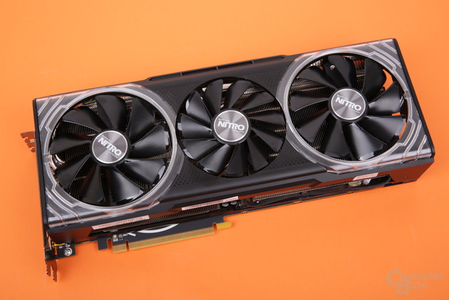 Sapphire Radeon RX Vega 56 Nitro+
