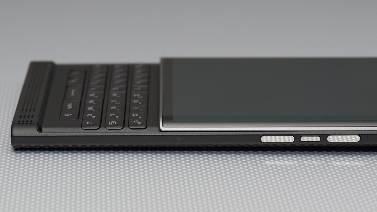 BlackBerry: Keine Updates für das Priv, für BB10 noch zwei Jahre