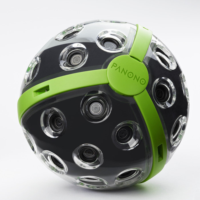 Panono 360-Grad-Wurfkamera