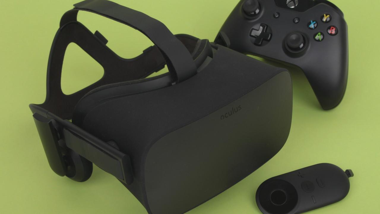 Aktion: Oculus Rift mit Touch-Controller für 379 Euro