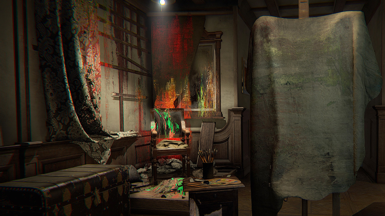 Aktion: Layers of Fear kostenlos im Humble Store