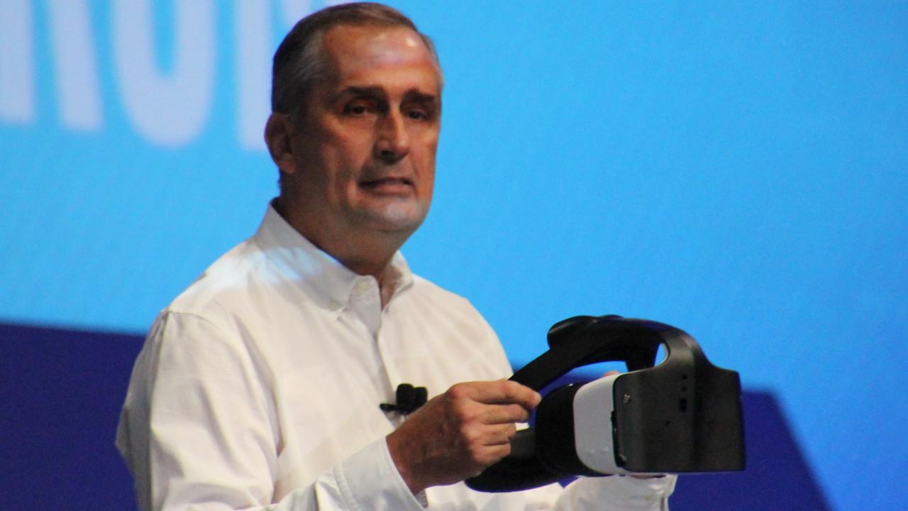 """Intel-CEO Brian Krzanich: """"Wir werden mehr Risiken eingehen"""""""