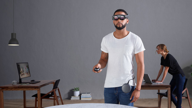 Magic Leap One: AR-Headset mit Lichtfeldtechnik kommt 2018