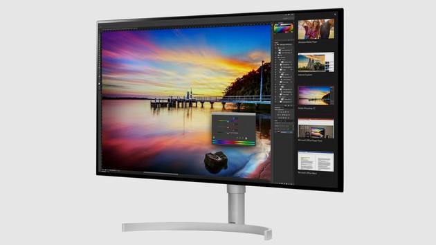 """LG-Monitore: 5K und UHD mit """"Nano IPS"""", HDR 600 und Thunderbolt 3"""