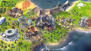 Strategiespiel: Civilization 6 für iOS auf dem iPad veröffentlicht