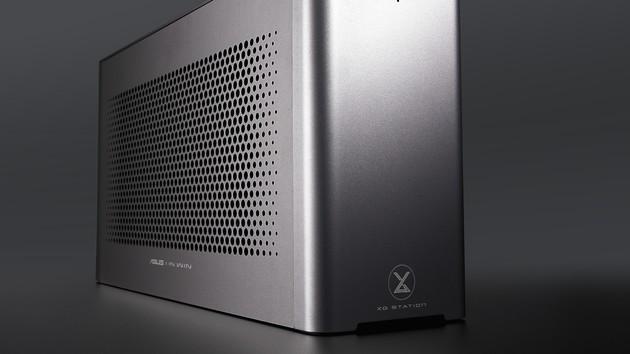 XG Station Pro: Asus lässt eGPU-Gehäuse in schlichtem Design folgen
