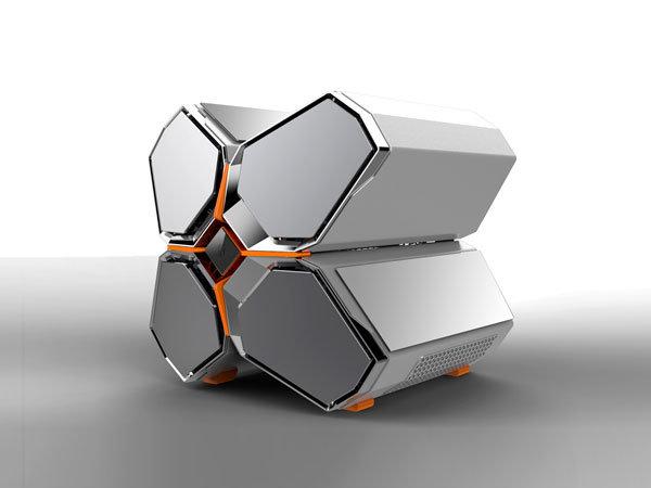 Deepcool Quadstellar Electro Limited Edition