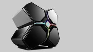 Deepcool Quadstellar: Futuristisches Raumschiff-Gehäuse mit 4 Kammern