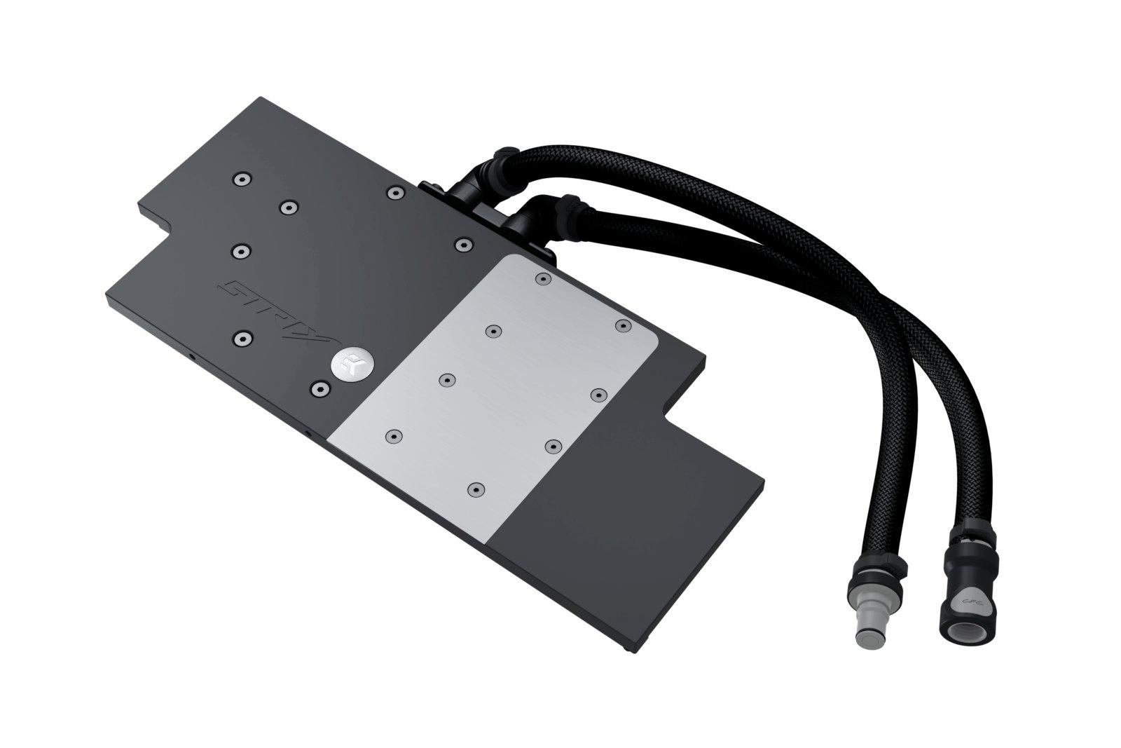 Fullcover-Wasserkühler für die Asus GeForce GTX 1080 Ti Strix