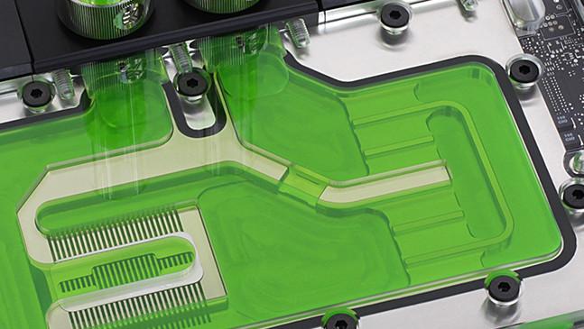 Asus GeForce GTX 1080 Ti Strix: PCB-Anpassungen erfordern neue Fullcover-Wasserkühler