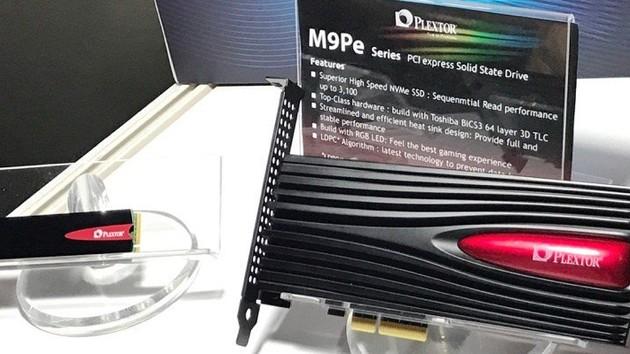 Plextor M9Pe: In ersten Benchmarks auf Augenhöhe zur Samsung 960 Pro