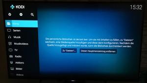 Xbox One: Alpha-Version von Kodi verfügbar