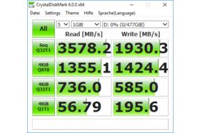 Samsung SSD 960 Pro unter Windows 10 Final