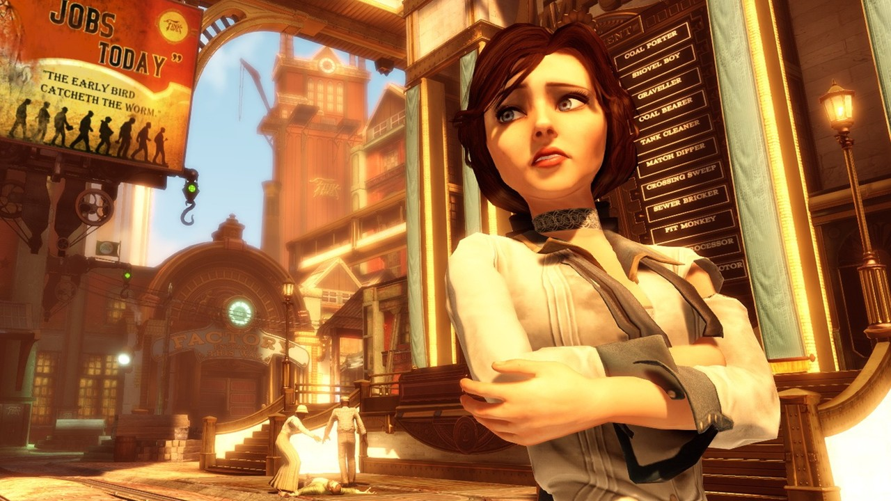 Humble Staff Picks Bundle: Bioshock Infinite für 4,80 Euro