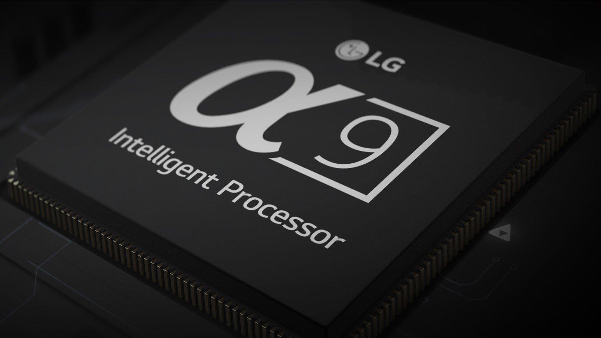 LG Alpha 9 Bildprozessor