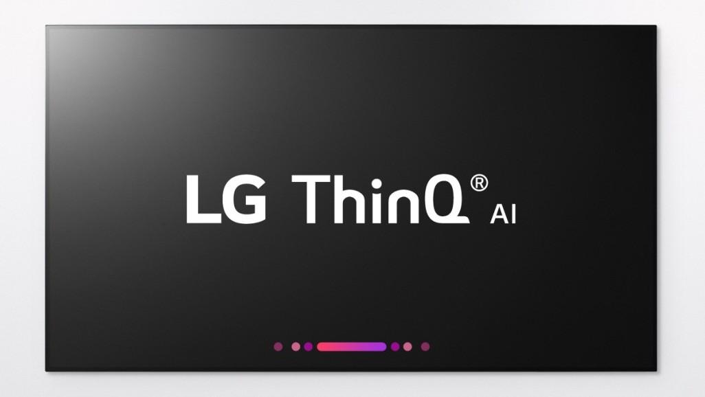 LG-Fernseher 2018: OLED und LCD mit neuem Alpha-ISP und Google Assistant