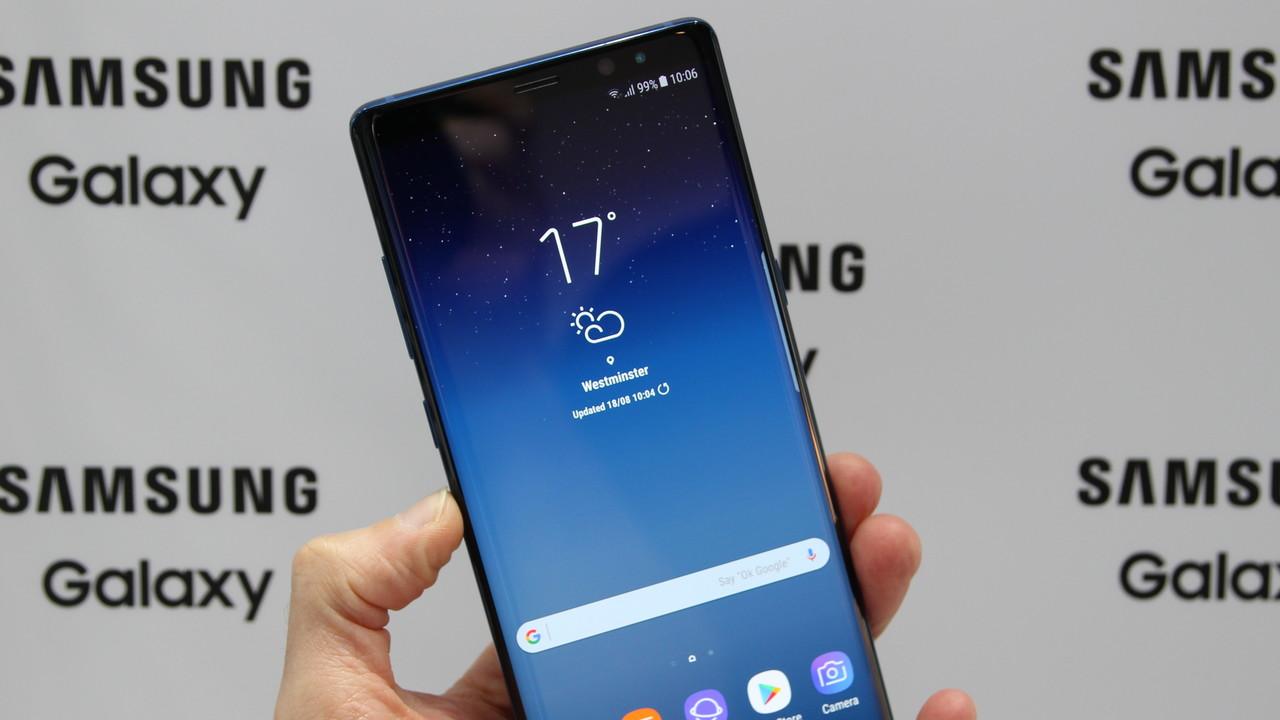 Smartphone-Ranking 2018: Samsung erneut vor Apple und Huawei