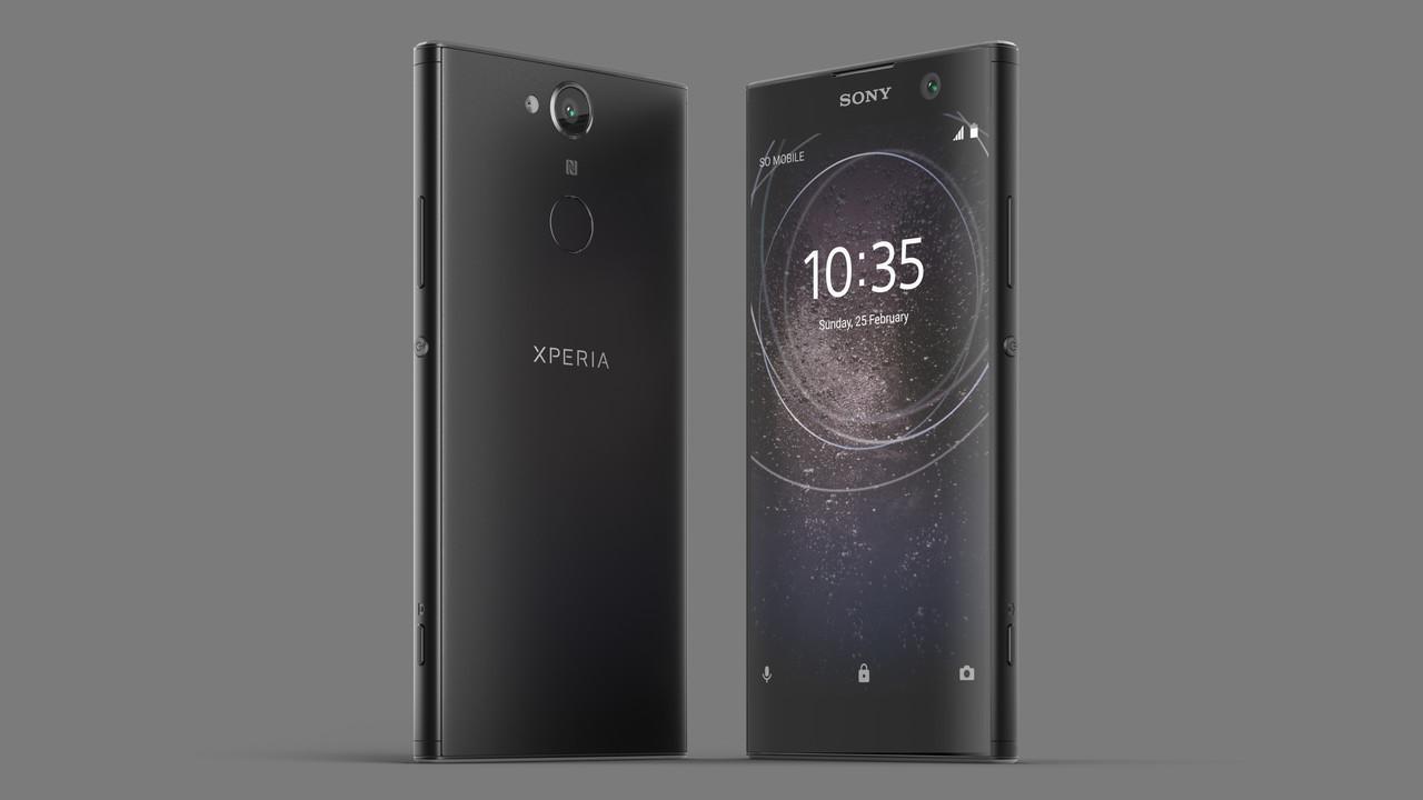 Sony-Smartphones: Xperia XA2, XA2 Ultra und L2 für Mittelklasse und Einsteiger