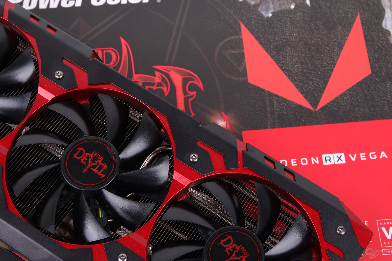 PowerColor Radeon RX Vega 56 Red Devil im Test