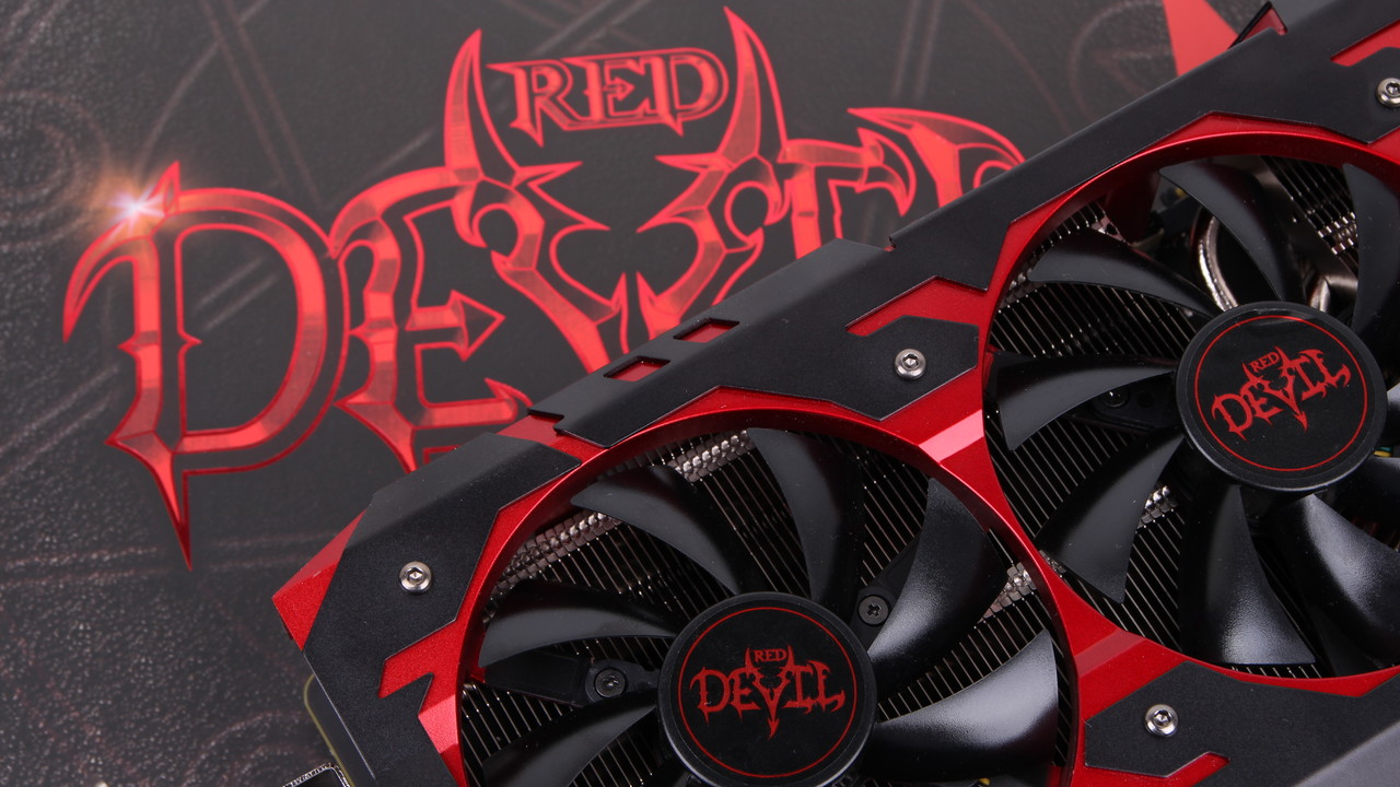Radeon RX Vega 56 Red Devil im Test: PowerColors Teufel und Sapphires Nitro+ im Duell