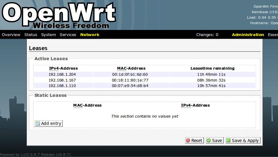 WLAN-Router: Firmware-Alternativen OpenWrt und LEDE wieder vereint