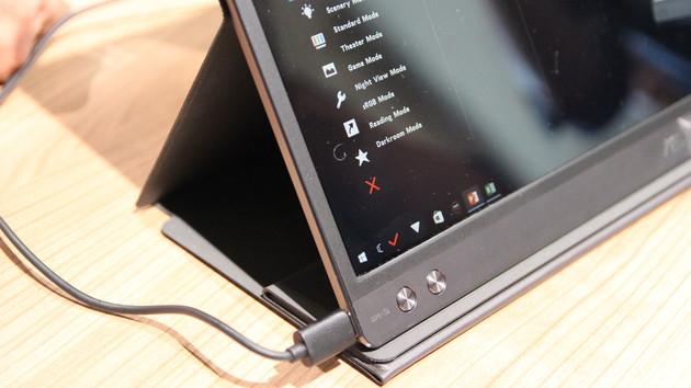 Asus ProArt PQ22UC: OLED-Monitor mit Ultra HD für mobile Profis