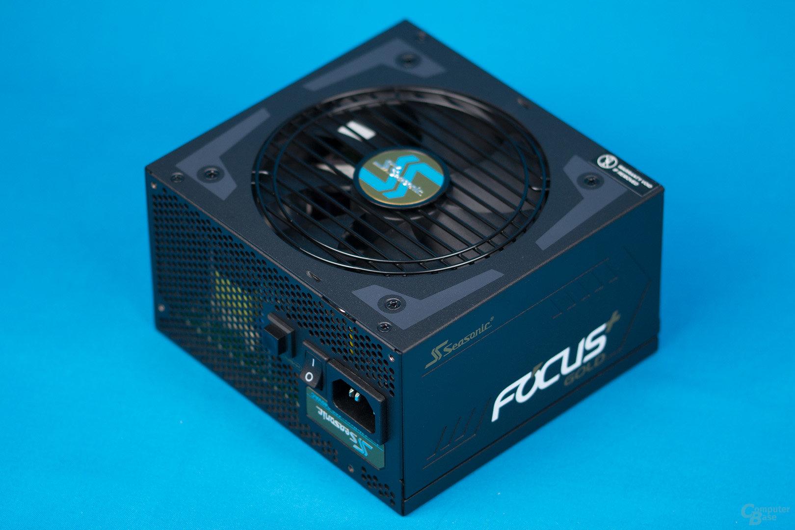 Sea Sonic Focus Plus Gold 550W