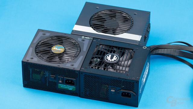 550-W-Oberklassenetzteile im Test – BitFenix und Sea Sonic liefern ab 70 Euro gute Qualität