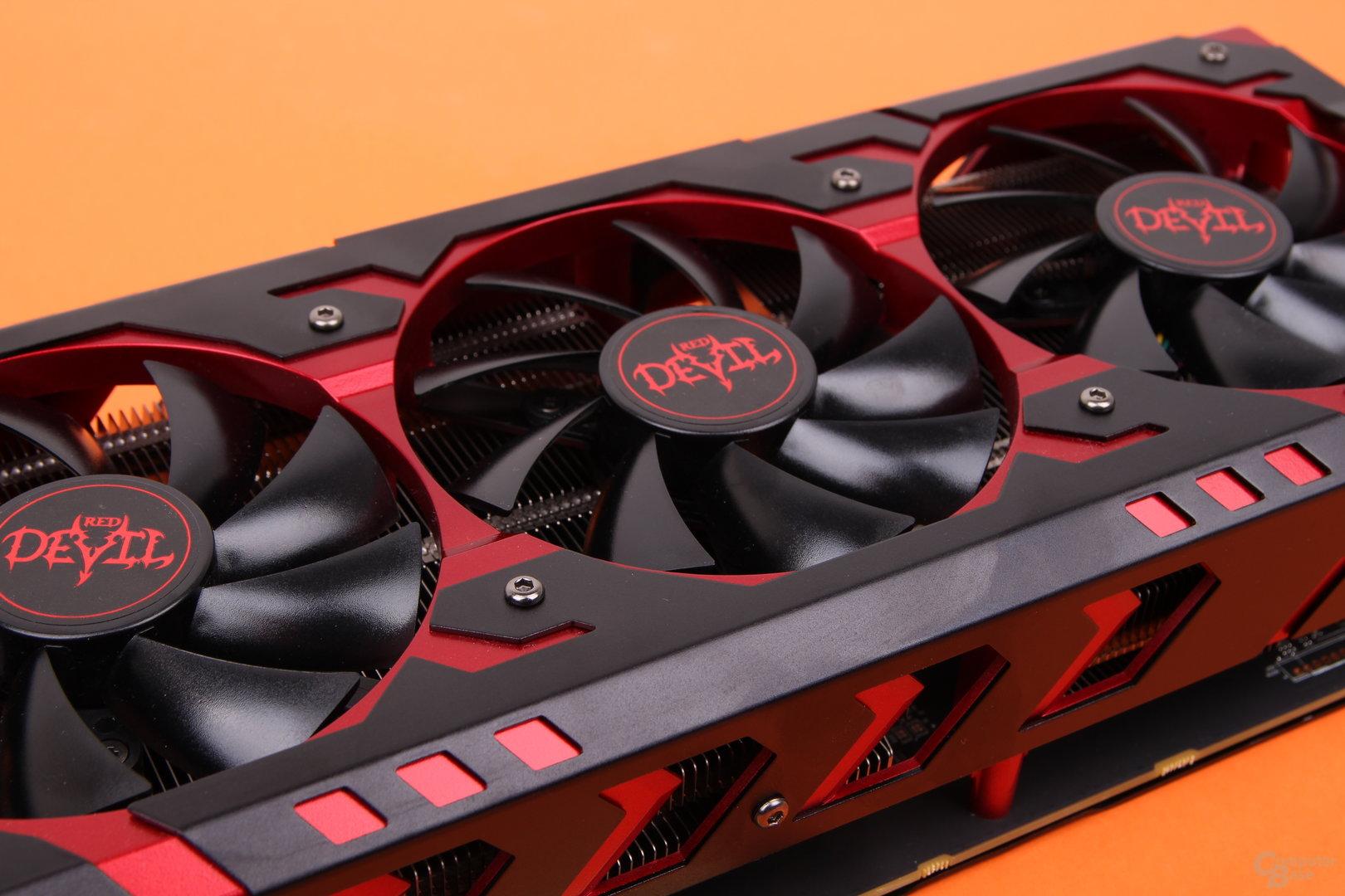 PowerColor Radeon RX Vega 56 Red Devil im Test